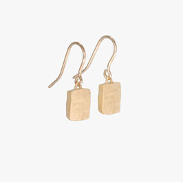 French cut earrings