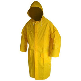 Impermeable Gabardina Larga I4249