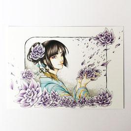 Blütentraum - Print