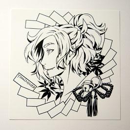 Glocke - Print