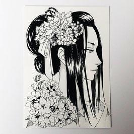 Geisha - Print