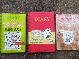 Fanpaket Diary of a Wimpy Kid (Gregs Tagebuch)