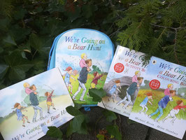 "Kinderbuchset ""We're going on a bear hunt"""