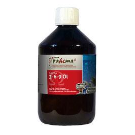 Omega 3-6-9 Öl