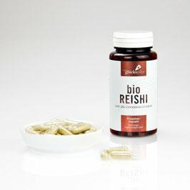 Reishi BIO Pilzpulverkapseln - 120 Stk
