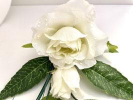 Tischdeko Rose Hochzeit Geburtstag zwei Größen drei Farben