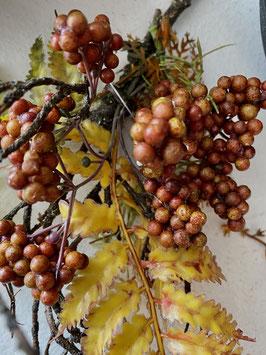 Formano Beerenpick in warmen Herbsttönen Tischdeko