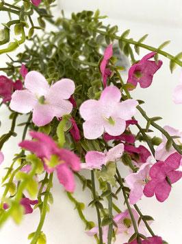 Formano Deko Blüten Blumen Strauß Vergissmeinnicht täuschend echt