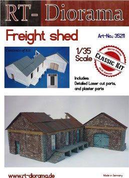 Freight Shed (Modular System)