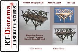 Wooden bridge (small)