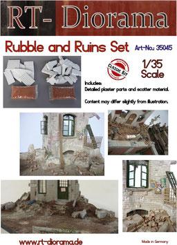 Rubble and Ruins Set