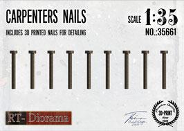 Carpenters Nails