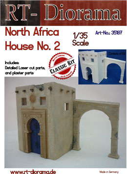North African House No. 2