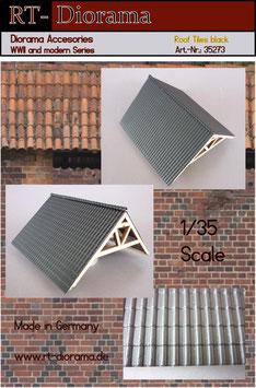 Roof tiles (black)