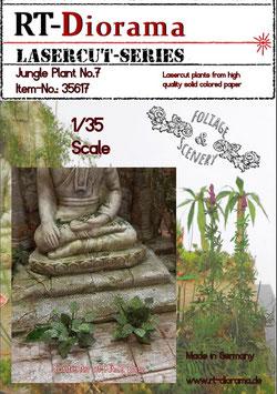 Foliage & Scenery: Jungle Plant No.7