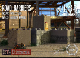 Road Barriers (2x2 & 2x4)