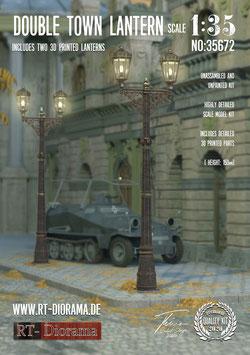 Double Town Lantern Set    (2pcs.)