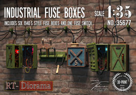 Industrial Fuse Boxes