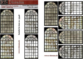Printed Accessories: Factory glass windows No.5
