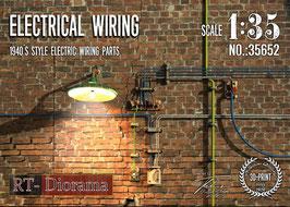 3D Resin Print: Electrical Wiring Set