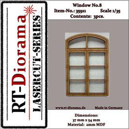 Window No. : 8 (3 pcs)