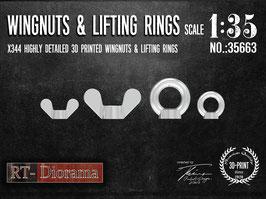Wingnuts & Lifting Rings