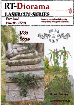 Foliage & Scenery: Fern No.2