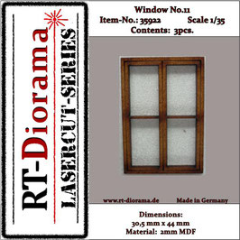 Window No. : 11 (3 pcs)