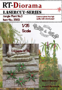 Foliage & Scenery: Jungle Plant No.3