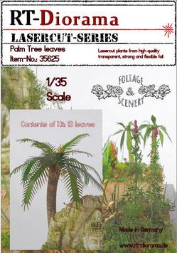 Foliage & Scenery: Palm tree leaves 13pcs.