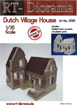 Dutch Village House