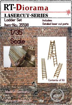 Ladder set (3 pcs.)
