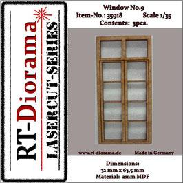 Window No. : 9 (3 pcs)