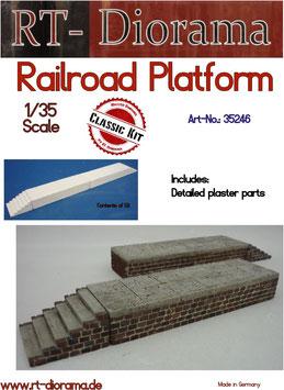 Railroad Platform