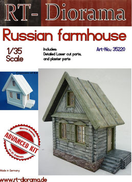 Russian Farmhouse
