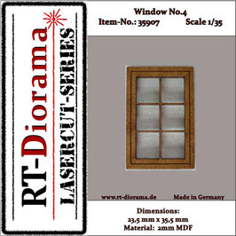 Window No. : 4 (3 pcs)