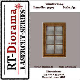 Window No. : 4 (3 pcs)