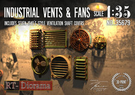 Vents and Fans