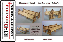 Church pews (long) 1/35