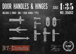 Door Handles & Hinges