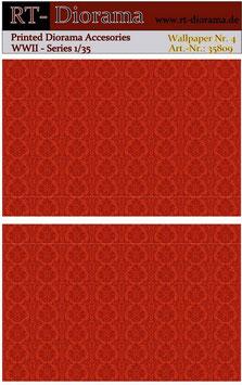 Printed Accessories: Wallpaper Nr.4