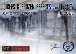 Icicles & frozen effects