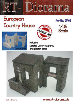 European Country House