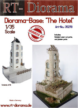 "Diorama-Base: ""The Hotel"""