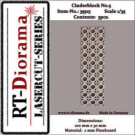 Cinderblocks No.5
