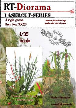 Foliage & Scenery: Jungle Grass