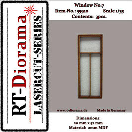 Window No. : 7 (3 pcs)
