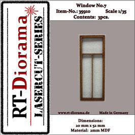 Window No. : 7 (3 pcs)