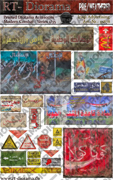 Printed Accessories: Iraqi Advertising
