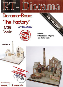 "Diorama-Base: ""The Factory"""